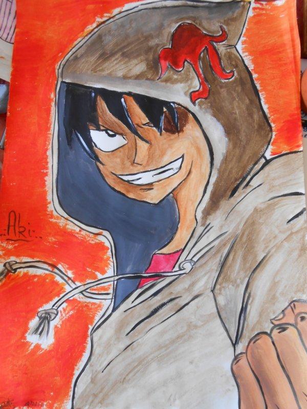 Mon dessin de Aki