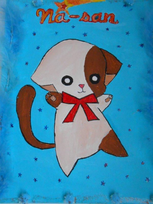 Mon dessin de Na-San