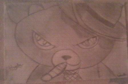 Mon dessin de Hyde