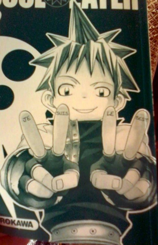 Mon dessin de Black☆Star