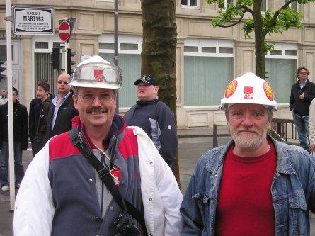 CGT ArcelorMittal Dk (lire Dunkerque)