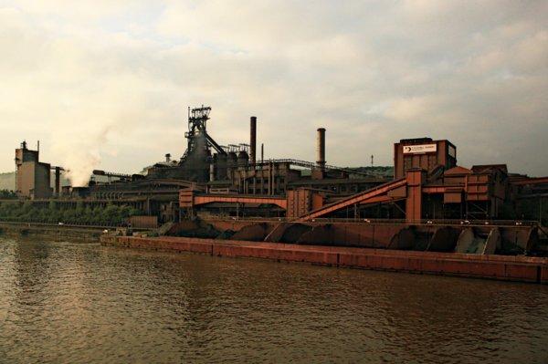 ArcelorMittal Ougrée (bassin liègeois)