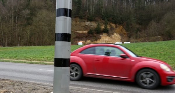 luxembourg  gare aux radars