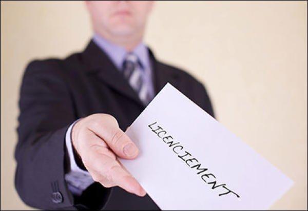 Licenciement: le code du travail va être modifié