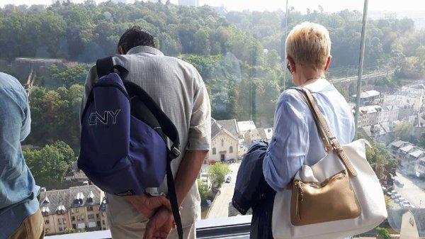 Luxembourg : un nouveau parcours pour en prendre plein la vue