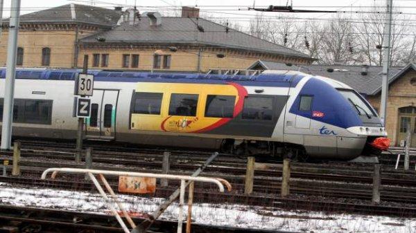 Des passagers d'un TER au secours d'un conducteur victime d'un malaise, la CGT s'indigne