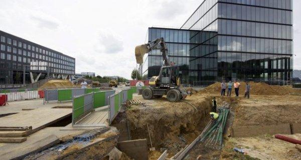 Luxembourg : pendant l'été, rien n'arrête le tram