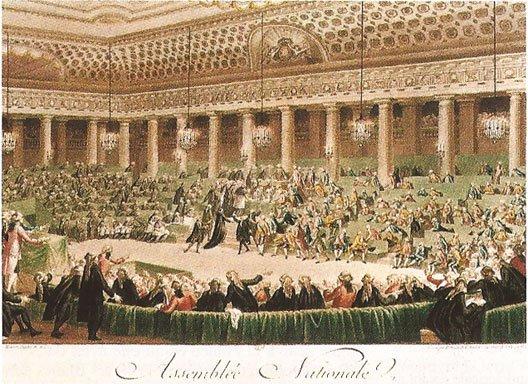 4 août 1789  Abolition des privilèges et des droits féodaux