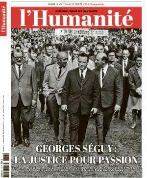 Georges Seguy hommage