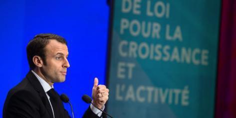 Macron à l'épreuve des faits