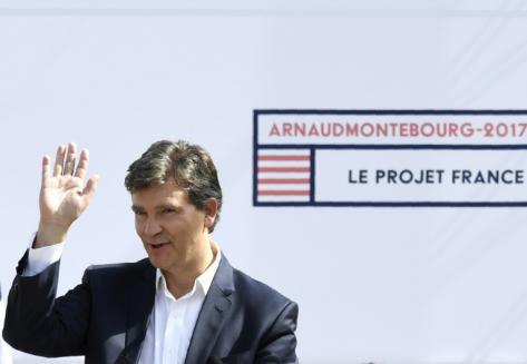 Au tour de Montebourg d'avancer ses ambitions présidentielles