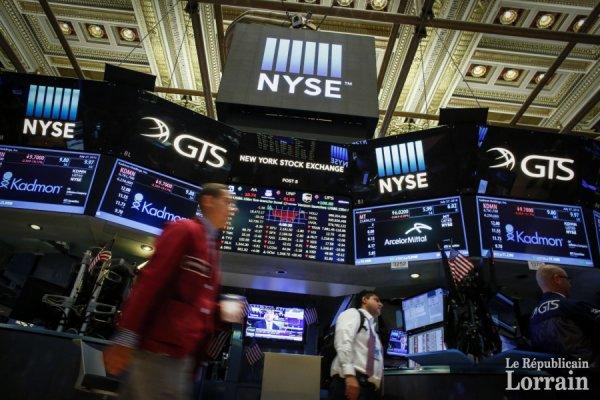 FINANCE  372 milliards d'¤ partagés entre tous les actionnaires de la planète