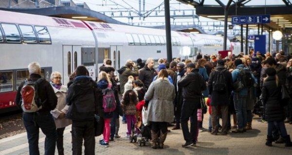 Retard des trains : un réseau saturé et des infrastructures inadaptées
