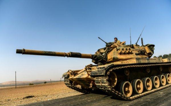 Syrie : Erdogan lance l'offensive contre Daech et surtout contre les Kurdes