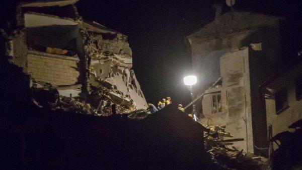 Séisme en Italie : le bilan passe à 247 morts, selon la protection civile