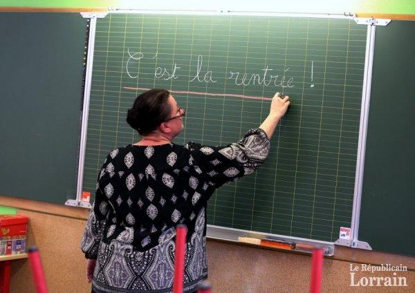 Réforme en primaire : à Thionville, le corps enseignant pense qu'il va « essuyer les plâtres »