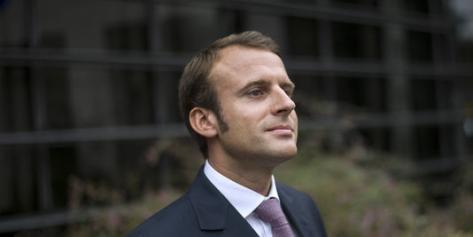 Emmanuel Macron annonce son départ du gouvernement