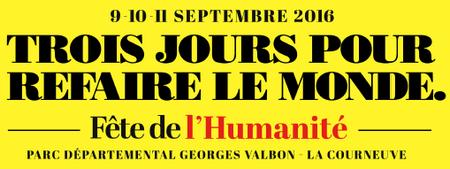 """Fête de L'Humanité, programme stand de la  Moselle """"la taverne lorraine"""""""