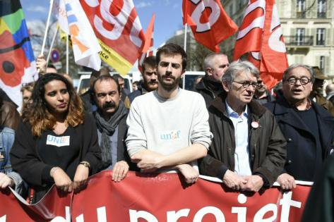 Loi El Khomri. A Nantes, l'intersyndicale sonne l'heure de la rentrée sociale