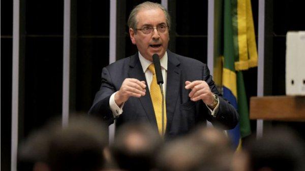 Brésil : Eduardo Cunha, le fer de lance de la chute de Dilma Rousseff, destitué