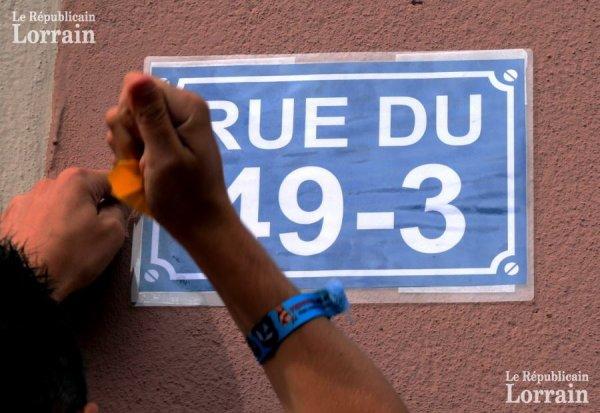 Rue du 49-3