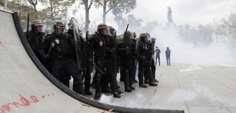 Loi travail. Un militant perd un oeil dans la manifestation parisienne