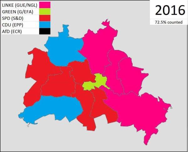 """Elections à Berlin : """"Il y a une alternative progressiste"""" (PCF)"""