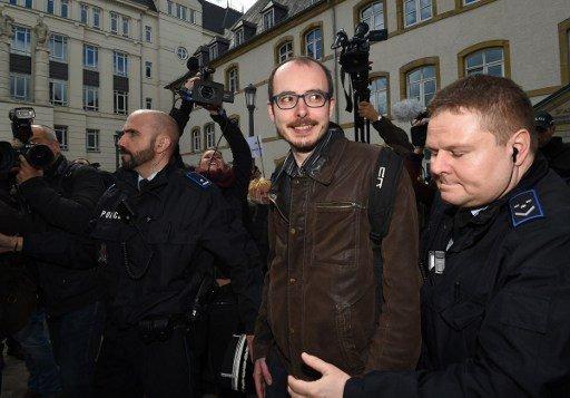 Le procès en appel à partir du 12 décembre ('Antoine Deltour, Raphaël Halet et Édouard Perrin)