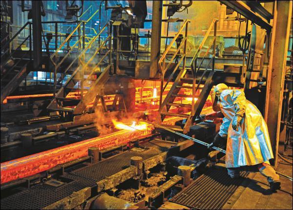 L'avenir de la sidérurgie en pleine négociation
