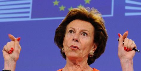Les Prédateurs financiers en service à la Commission européenne