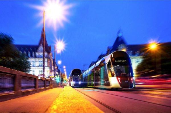 Le tracé du tram pourrait être prolongé  LUXEMBOURG