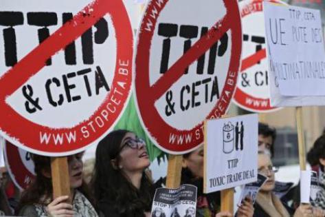 CETA : « aucun argument convaincant », fustige la Chambre des salariés