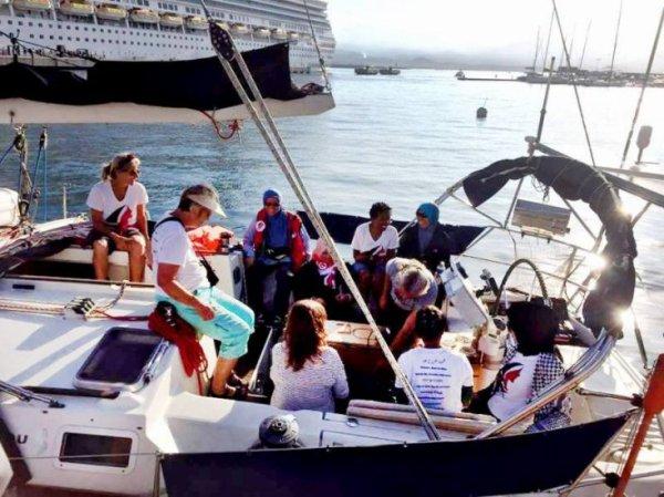 Monsieur le Président, protégez la Flottille des Femmes pour Gaza