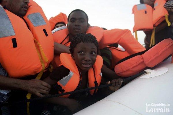 Le drame des migrants au large de la Libye