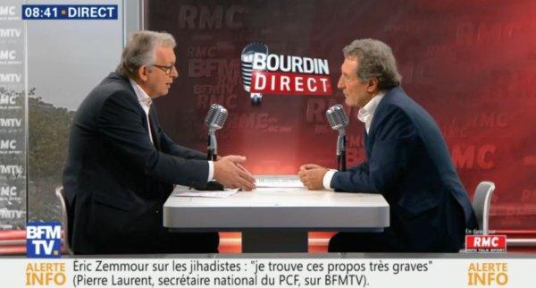 """Pierre Laurent: """"François Hollande a tourné le dos à ses électeurs"""""""