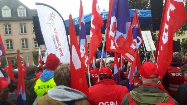 Manif contre TTIP ET CETA