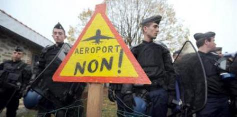 Notre-Dames-des-Landes: des milliers d'opposants rassemblés pour défendre la Zad