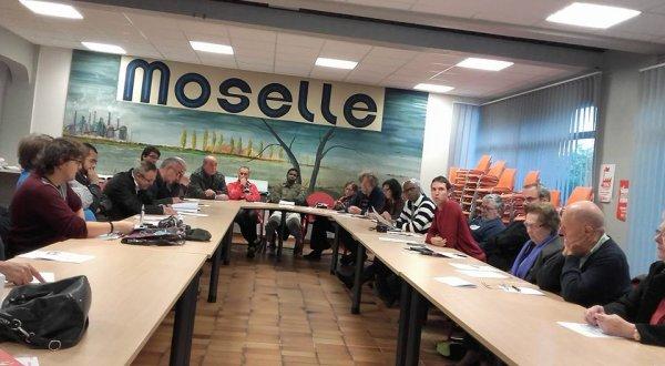 Communistes de Moselle