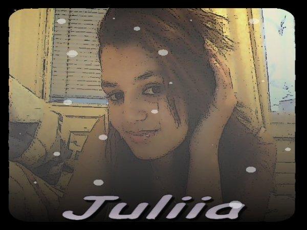 Ma soeur Julia