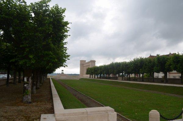 Le monument américain de Varennes en Argonne