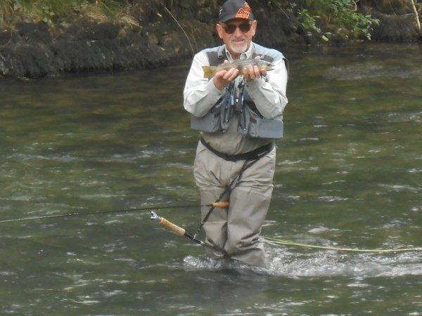 Le reste, c'est de la pêche