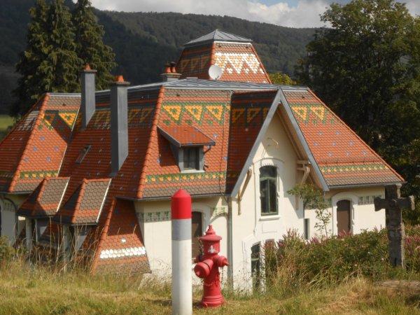 L'Art des toituriers régionaux