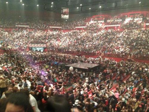 Concert des boys