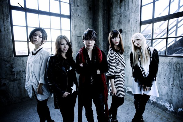 Scandal groupe de Jrock