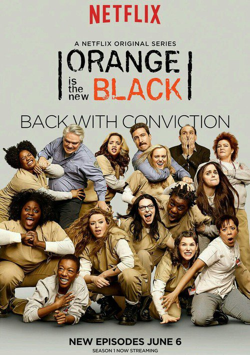 Orange is the New Black de Jenji Kohan