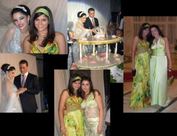 el matrimonio de mi primo