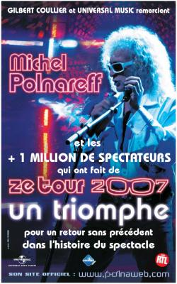 2007 !!!! UNE ANNEE MAGIQUE, PRESQUE IRREELLE