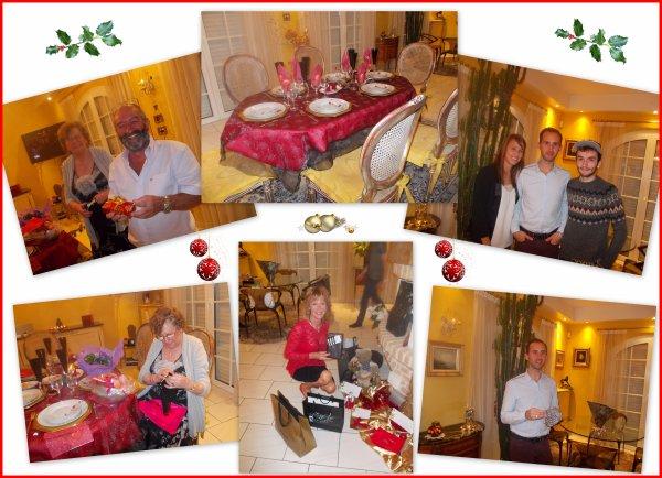 Noël en famille !