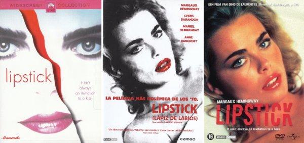 DVD LIPSTICK