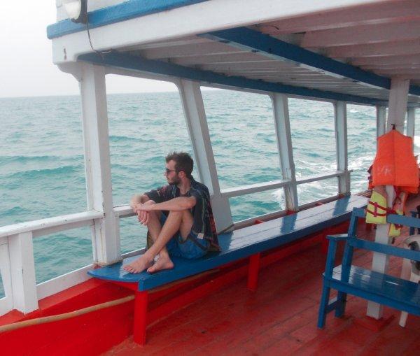 Retour en Ferry